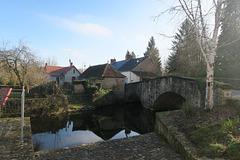 La Chatre le pont aux Laies