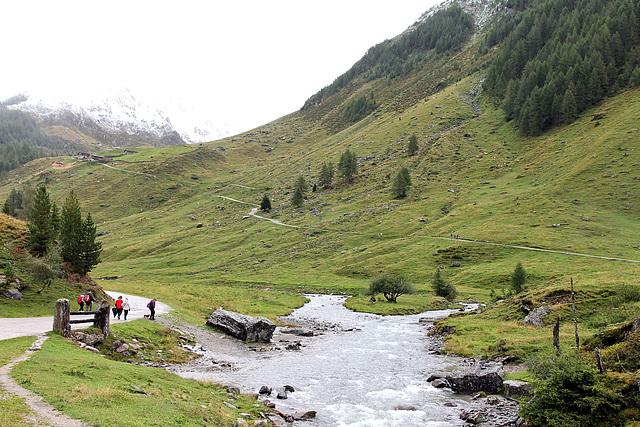 Talschluss im Ahrntal (Pic in Pic)