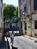 Lisbon 2018 – Running up the hill