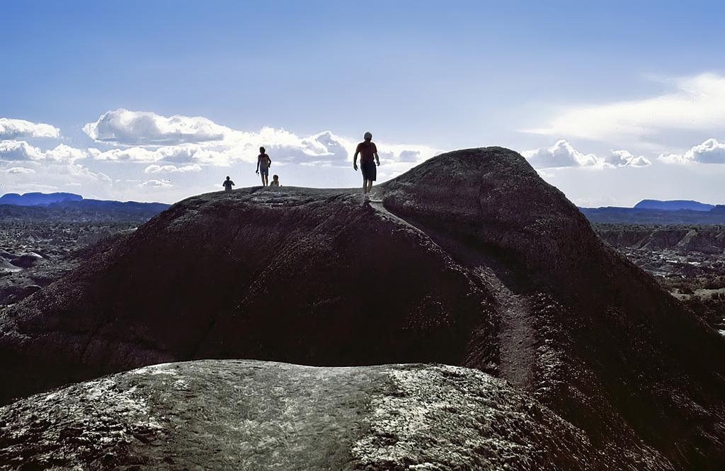 Ischigualasto - valley of the moon