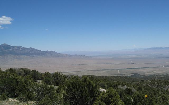 Great Basin National Park Wheeler Peak road (#1163)