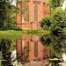 Die Kirche St. Helena und Andreas im Schlosspark  Ludwigslust