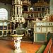 Altar der Kirche St.Pankratius in Neuenfelde