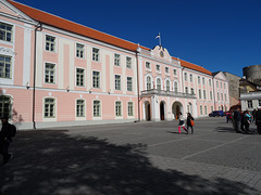 Estonia's Parliament Building, Tallinn