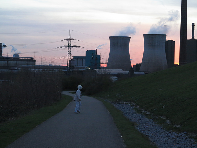 Kraftwerk Huckingen