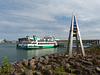 Harbour Spirit at Gosport (2) - 22 April 2018