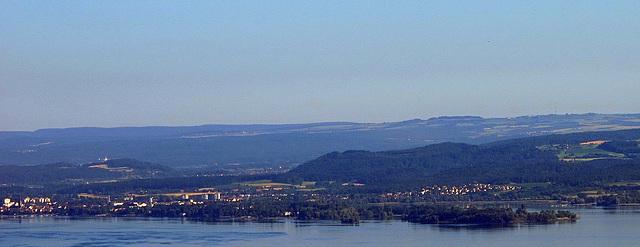 Radolfzell y península de Mettnau
