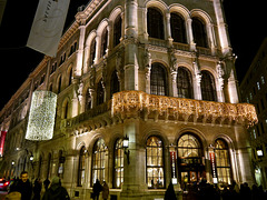 Advent in Wien - Cafe Central