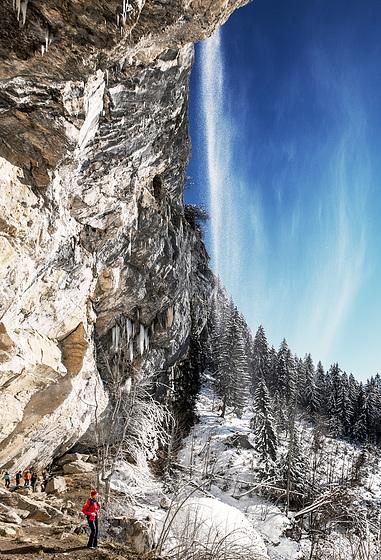 The Veil Cascade
