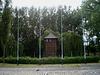 Watchtower of Auschwitz-Birkenau.