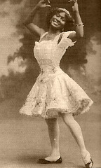 Ida Forsyne as 'Topsy'