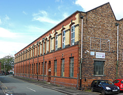 Marmion clothing factory