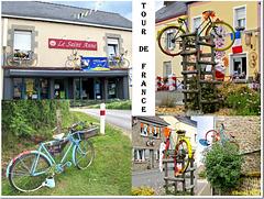 TOUR DE FRANCE passe au village !