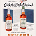 Bellows Whiskey Ad, 1956