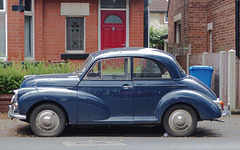 1961 Morris Minor - 13 July 2021