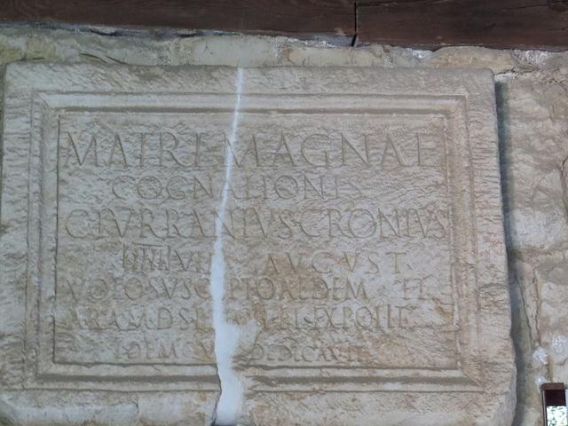 Musée archéologique de Split : CIL III, 8675.