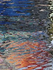 Wasser-Farben-Palette
