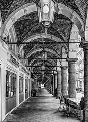 Colonnaden, Hamburg (120°)