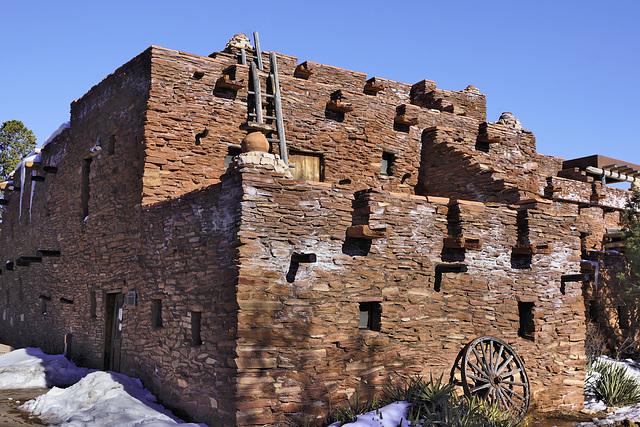 The Hopi House – Grand Canyon Village, Grand Canyon, Arizona