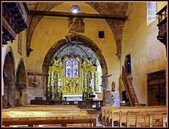 Nevache : Saint Marcellin interior view - (778)