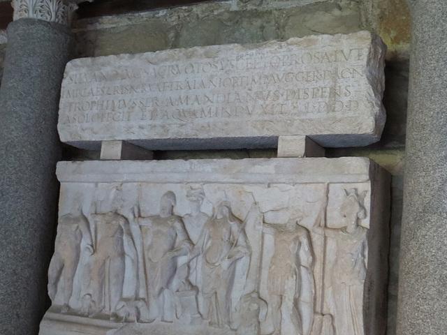 Musée archéologique de Split : CIL III, 8684.