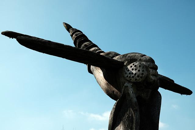 Wey Navigation Sculpture 8