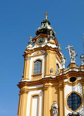 Melk Abbey- The Church