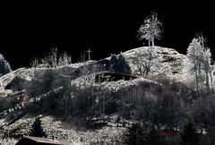 Hocheck im Winter