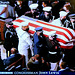 The Last Goodbye of an Icon Hero, of the Civil Rights in USA