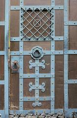 Eingangstür…