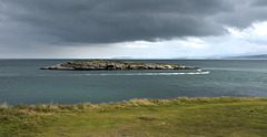The Island of Ynys Moelfre