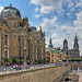 Dresden, Brühlsche Terrassen