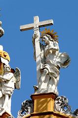 Melk Abbey- Statue