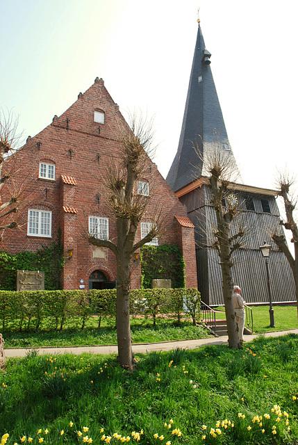 Jork:  Kirche St. Matthias