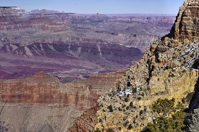 Over the Edge – Lipan Point, Grand Canyon, Arizona