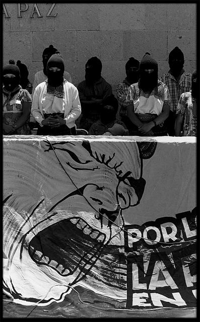 Ejército Zapatista de Liberación National