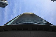 Shiodome City Center - Faces of a building (1)