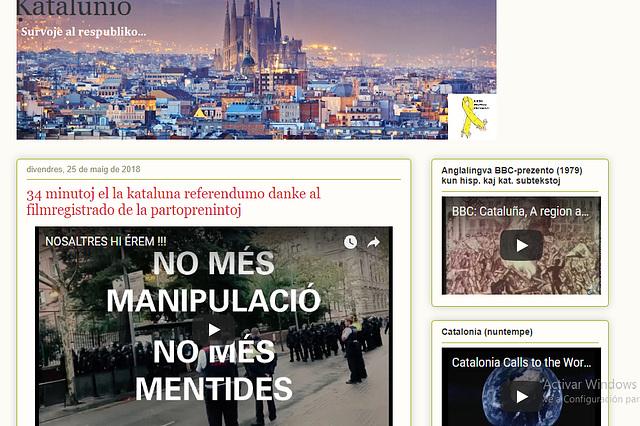 Bloge pri Katalunio