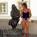"Ann ""Purdy""in Loule Portugal"