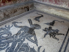 Herculaneum- Terme Femminili