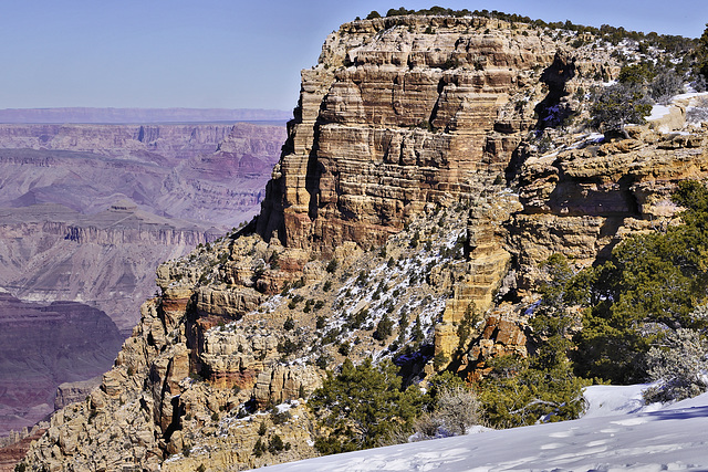 The Exercise of the Point – Lipan Point, Grand Canyon, Arizona