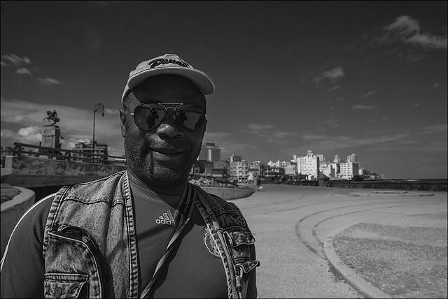 Bienvenido a La Habana.