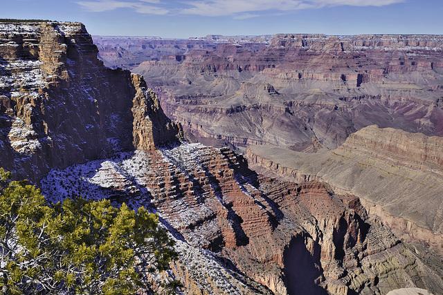 A Long Way Down – Lipan Point, Grand Canyon, Arizona