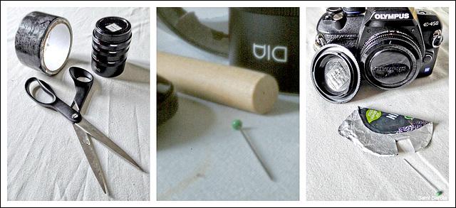 Pinhole camera...