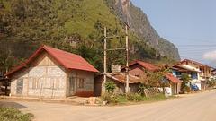 Un village laotien à découvrir !