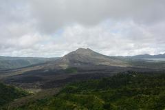 Indonesia, Bali, Gunung Batur Volcano (1717 m)