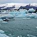 Die Gletscherlagune Jökulsarlon - The Jökulsarlon Glacier Lagoon - mit PiP