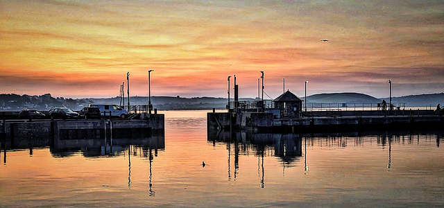 Padstow Cornwall 17th September 2020