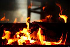 ... l'amico fuoco