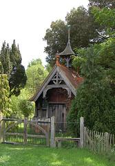 Middle Claydon Cemetery Buckinghamshire